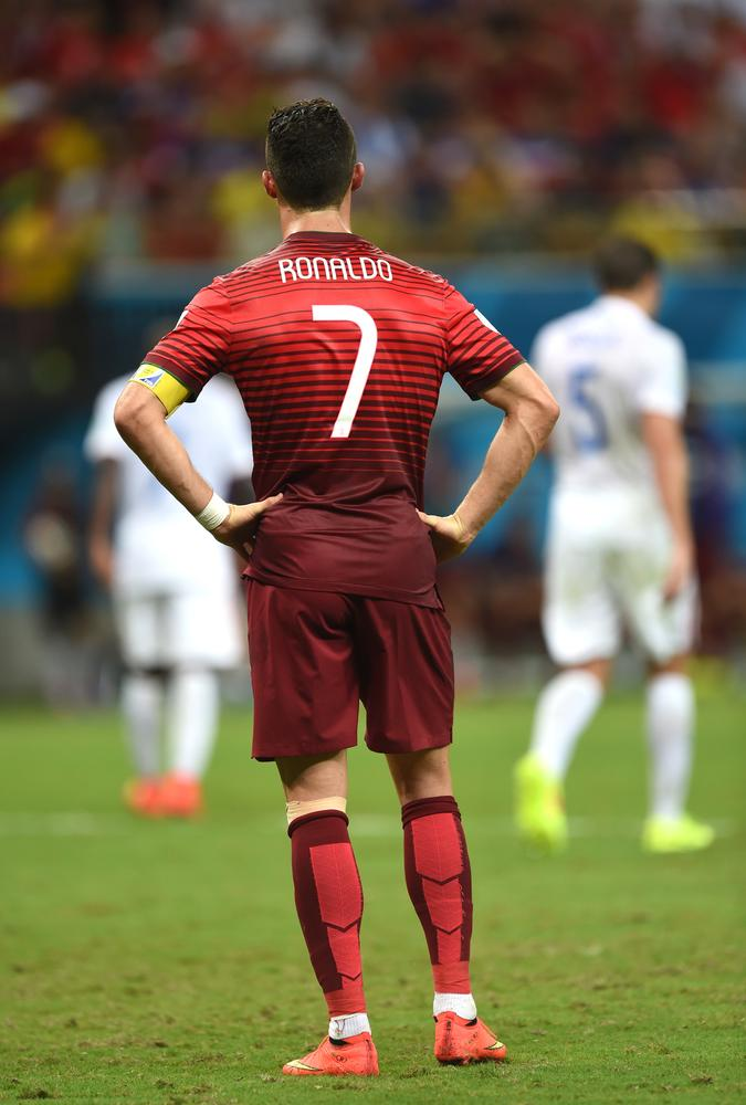 USA show how far the once mighty Portugal have fallen