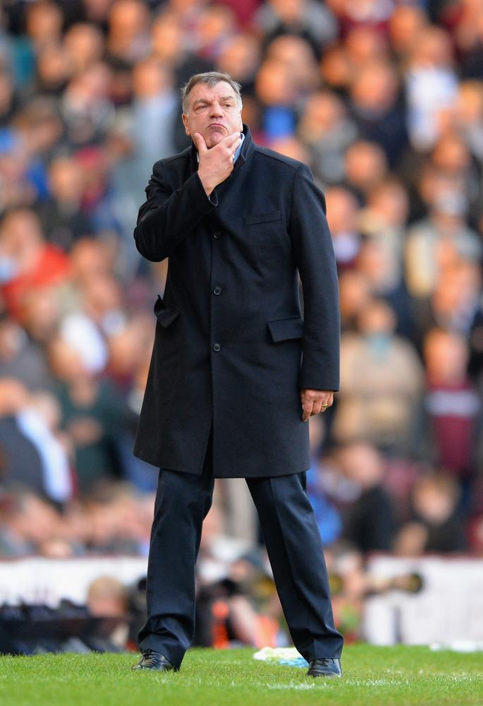 Why Terminator Julian Dicks' return may be bad news for Sam Allardyce