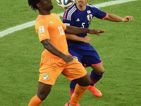 Tottenham keen on Wilfried Bony – but only if they can't sign Chelsea's Romelu Lukaku
