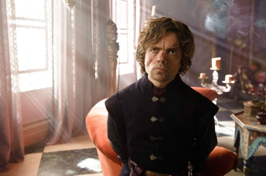 Michael Gove has named Tyrion as his favoureite character (Picture: HBO)