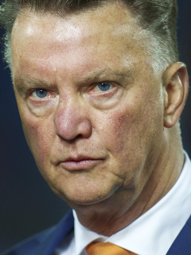 How Netherlands boss Louis van Gaal is ditching total football for results in Brazil