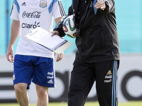 He's human! Lionel Messi is sick due to nerves, reveals Argentina boss Alejandro Sabella