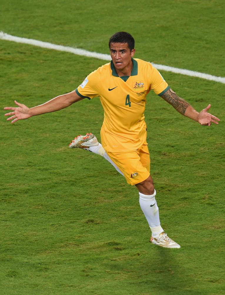 Australia's 'Green' Socceroos must learn from Chile lesson