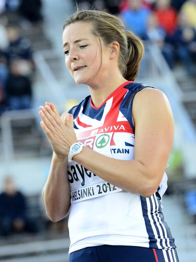 Goldie Sayers: After two years of injury hell, I'll treat every competition like it's my last