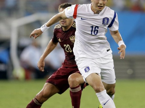 South Korea show signs of improvement in opening draw with Russia