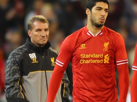 Sorry, what did you say Luis? Suarez apology 'a bid to set up Barcelona move'