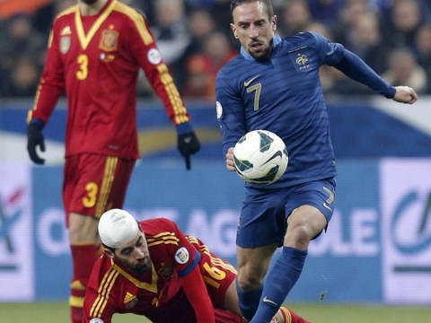 Franck Ribery could MISS World Cup with back injury – would he make best 'injured XI'?