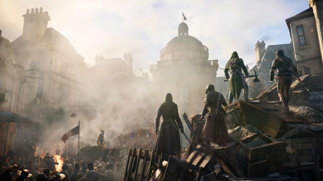 Assassin's Creed Unity - have we got a new resolutiongate on our hands?