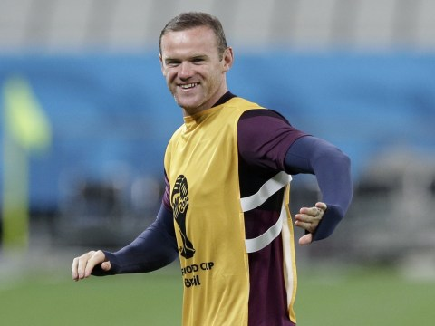 Wayne Rooney starts for England in no.10 role, Uruguay unleash Luis Suarez