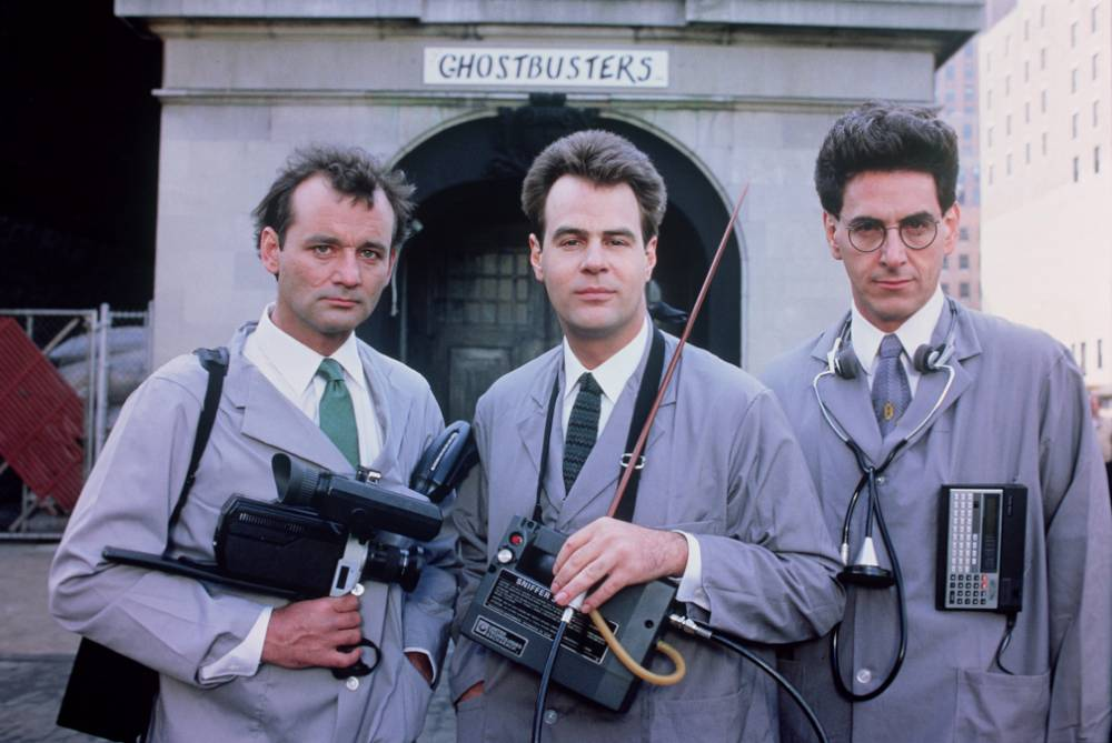 Who ya gonna call – again? Ghostbusters is returning to a cinema near you