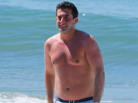 James Argent won't get to show off his tap-dancing on TV after being 'dropped' from talent show Get Your Act Together