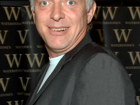 Here's what happened when a Rik Mayall fan asked the comedian for an autograph