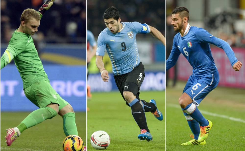 Ultimate World Cup 2014 squad: Who are statistically the best 23 going to Brazil?