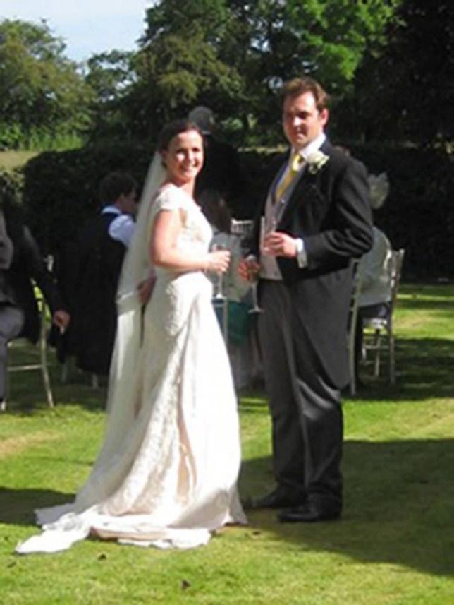 Caroline Marshall, ring stolen