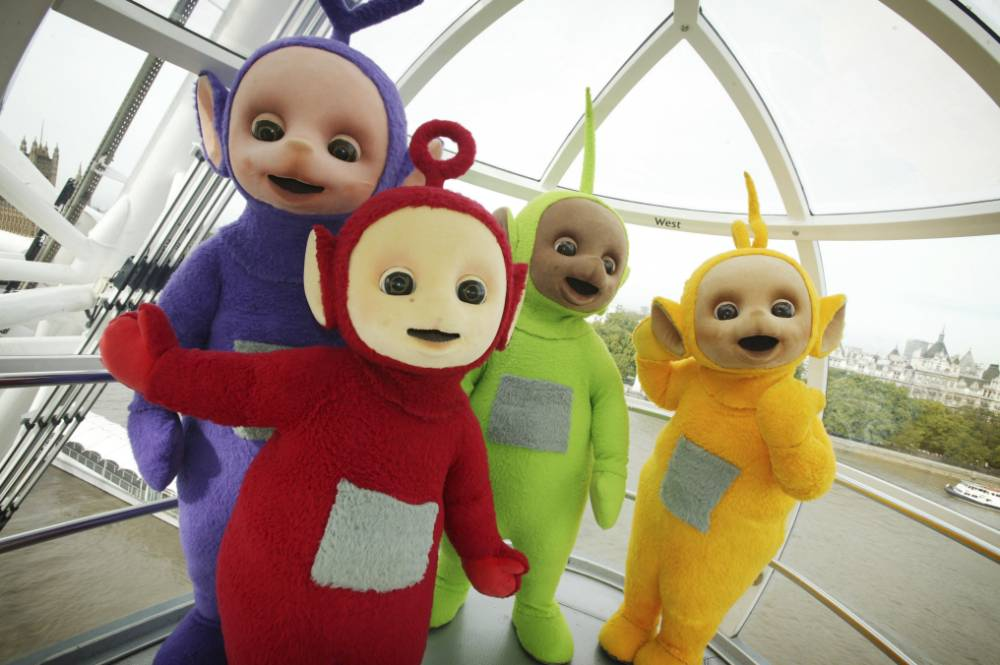 Teletubbies: It's time to say 'eh-oh' once again as the