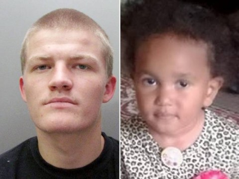 Teen murdered girl, 2, with kick that split her liver in two because she soiled herself