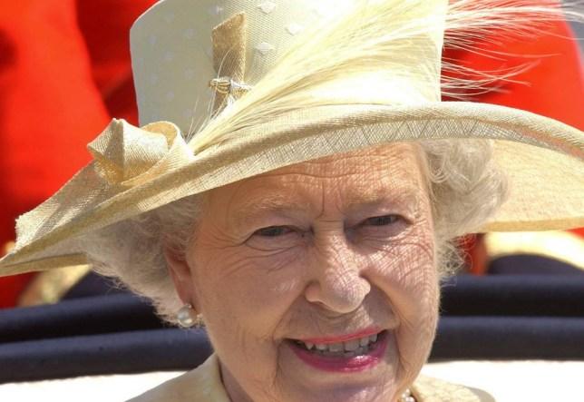 Queen Elizabeth II, purr