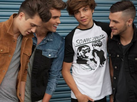 Union J have their eyes firmly set on Little Mix as they talk new music