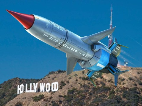 First Thunderbirds picture promises new series will be faithful to the original