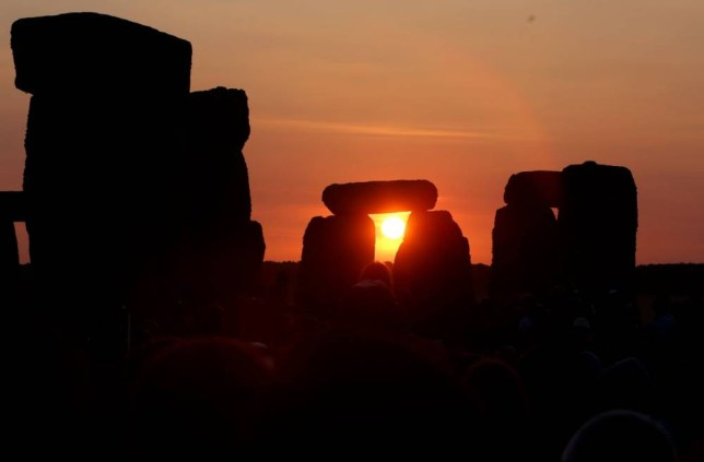 Stonehenge, Summer Solstice, Longest day