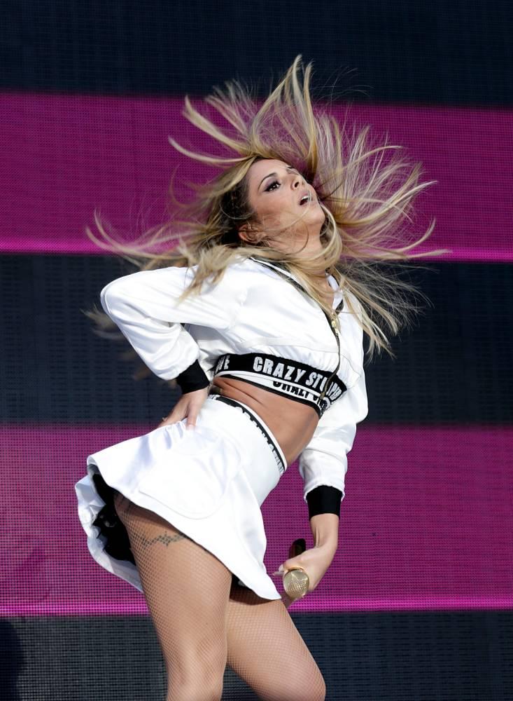 da8851144b0b Cheryl Cole to Rita Ora  10 sexiest stars at Capital Summertime Ball 2014