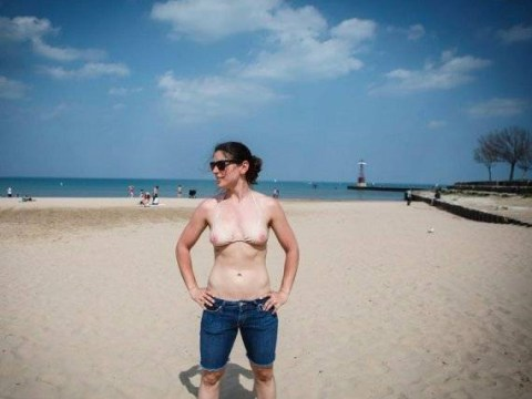 Now you can support the #FreeTheNipple movement without actually going topless