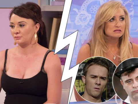 Josie Cunningham 'calls the police on Coronation Street's Catherine Tyldesley' and challenges Katie Hopkins to a boxing match