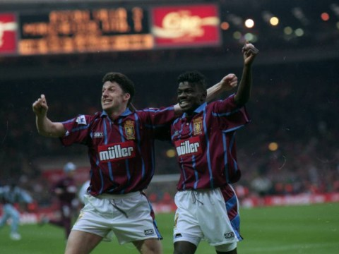 Claret and oooh: from stripes to lace-up collars, the top five Aston Villa home shirts