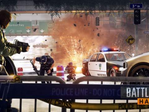 Battlefield Hardline interview and hands-on preview – Hot Fuzz DLC 'would be awesome'