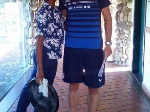 Giorgio Chiellini trolls Luis Suarez with brilliant 'maid bite' picture