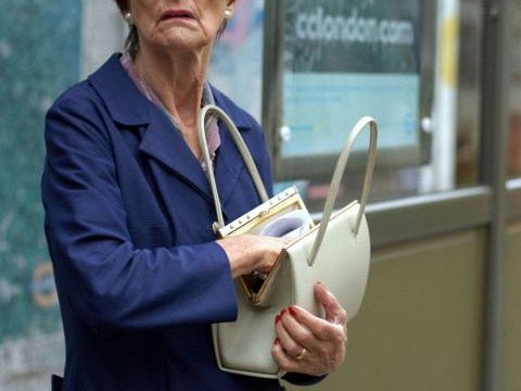 EastEnders' Dot Cotton left on streets by 'real-life' property prices