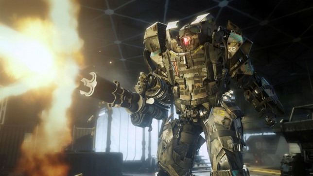 Call Of Duty: Advanced Warfare - five times champion of Christmas