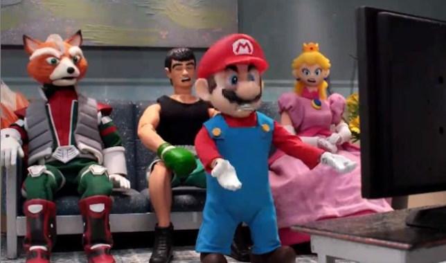 Nintendo strikes back