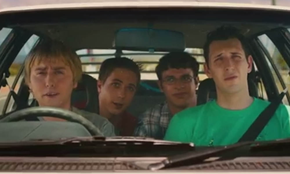 'You know why they call it Down Under?' The first full trailer for The Inbetweeners Movie 2 is as rude as you might expect