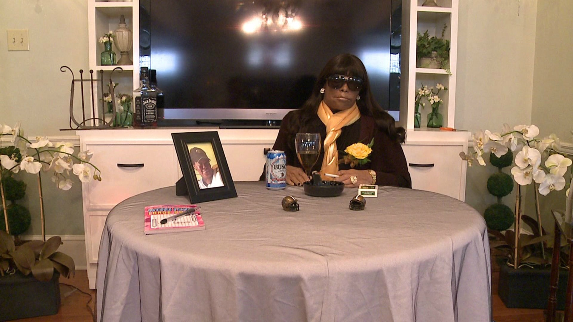 Dead grandmother gets best seat in the house at her disco-themed funeral