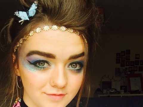 Arya Stark from Game of Thrones probably had a better time than you at Glastonbury