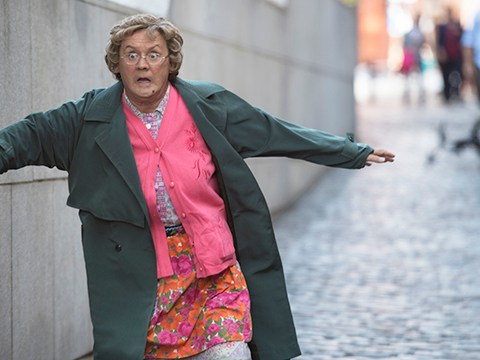 Mrs Brown's Boys D'Movie is number one at d'box office