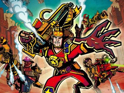 Advance Wars maker reveals Codename: S.T.E.A.M. for 3DS