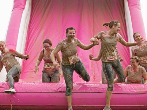 Race for Life: Countdown to Pretty Muddy