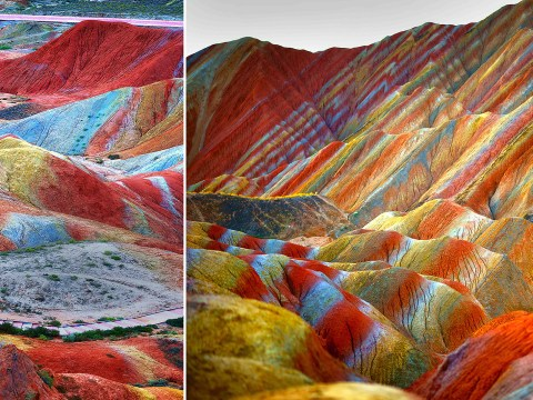 11 incredibly beautiful places around the world you never even knew existed