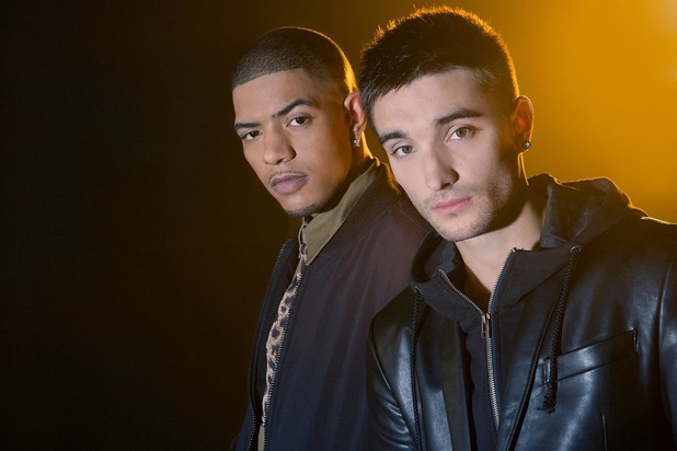 The Wanted's Tom Parker and Fazer premiere video for new single Fireflies