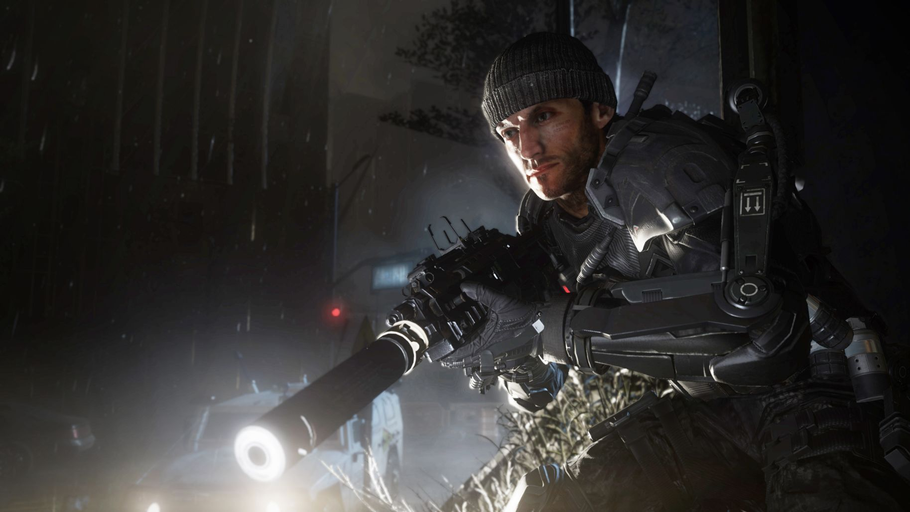 Call Of Duty: Advanced Warfare - All Invisibility Cloaked Up