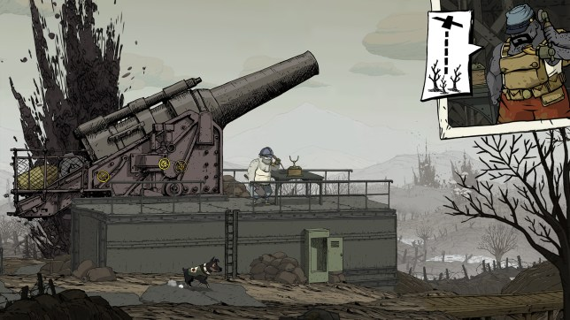 Valiant Hearts: The Great War (PS4) – 100 years is not so long ago