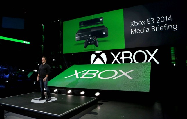 Phil Spencer welcomes the word to E3 2014