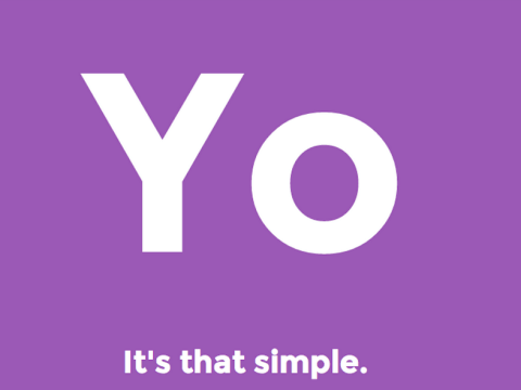 Will the new single word Yo messaging app take off? Yo. (No)