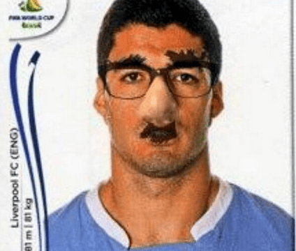 Uruguay urged to play unknown 'Larry Swarez' for World Cup clash with Colombia…