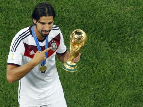 Real Madrid's Sami Khedira may be on his way to Arsenal but surely not for the wages reported