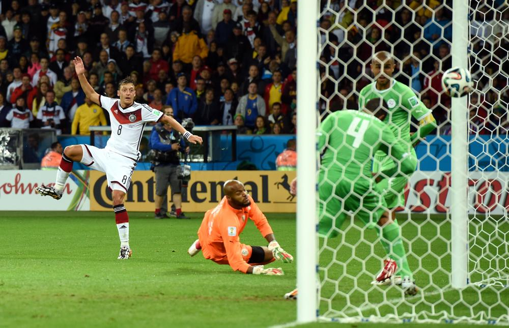 Germany's close win against Algeria highlights Die Nationalmannschaft's problem areas
