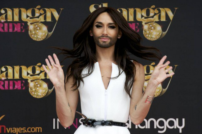 Eurovision 2015: Conchita Wurst joins line-up for contest's 60th anniversary concert in London