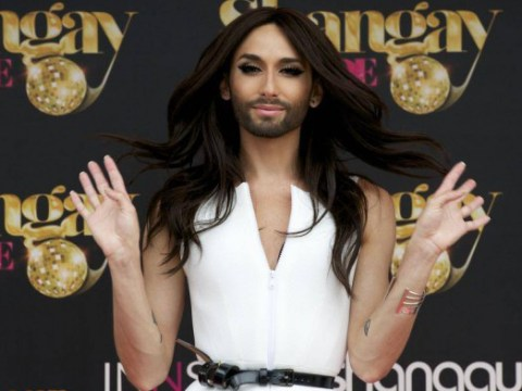Conchita Wurst denies rumours she is set to appear on Celebrity Big Brother